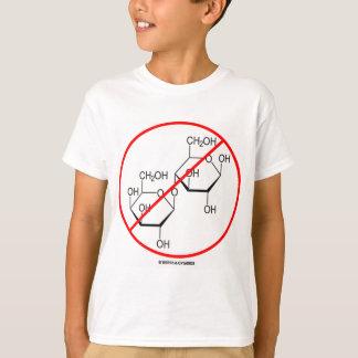 Keine Laktose (Lactoseunverträglichkeit) T-Shirt