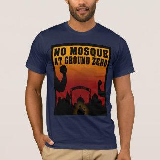 Keine Moschee am GrundnullT - Shirt