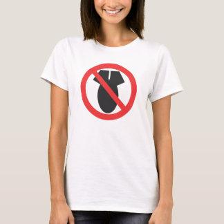 Keine nuklearen Waffen - kein koreanischer Krieg - T-Shirt
