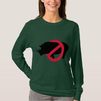 Keine Rhinos - Rino Kerl T-Shirt