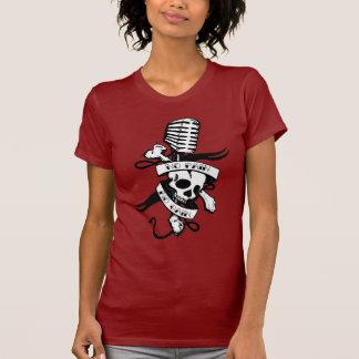 Keine Schmerz kein Gewinn-Damen-T-Stück Shirt