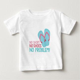 Keine Schuhe Baby T-shirt