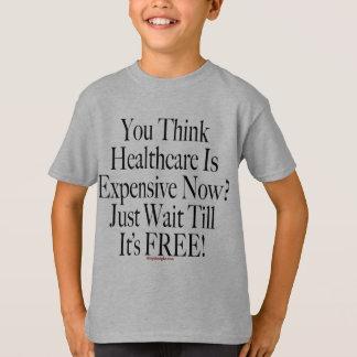 Keine sozialisierte Medizin scherzt Shirt