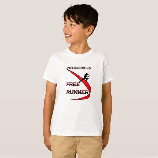 keine Sperren geben Läufert-stück frei T-Shirt