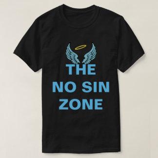 Keine Sünden-Zone T-Shirt