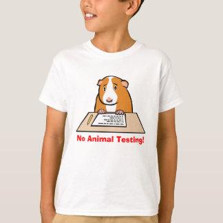 Keine Tierversuche! T-Shirt