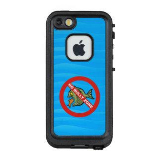 Keine Tyrann-Zone LifeProof FRÄ' iPhone SE/5/5s Hülle