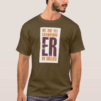 KEINE TYRANNE blockieren T-Stück *extra Grenze für T-Shirt