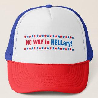 Keine Weise in Höllen-lustiger Hillary Truckerkappe