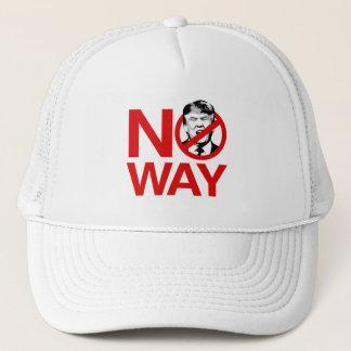 Keine Weise kein Trumpf - Anti-Trumpf - Truckerkappe
