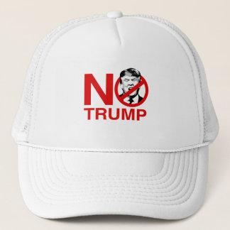 Keine Weise kein Trumpf-NO- Anti-Trumpf - Truckerkappe
