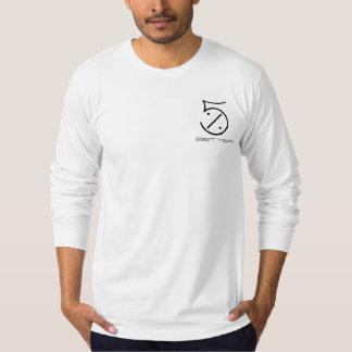 Keine weniger als 5% bessere lange Hülse T T-Shirt
