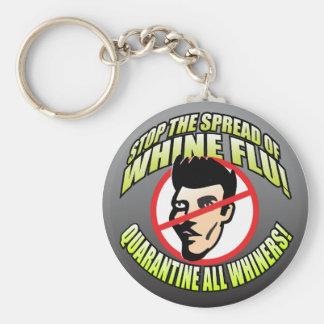 Keine Whiners-Schlüsselkette Schlüsselanhänger