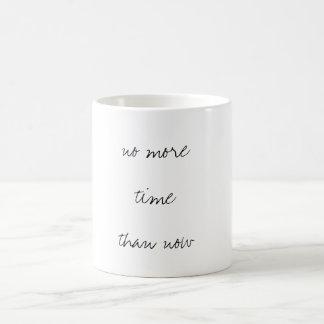 keine Zeit Kaffeetasse
