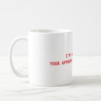 Keine Zustimmungs-notwendige Tasse
