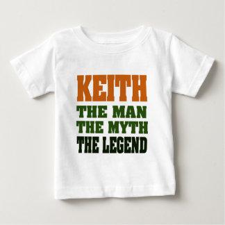 KEITH - der Mann, der Mythos, die Legende! Baby T-shirt