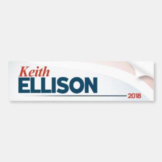 Keith Ellison Autoaufkleber