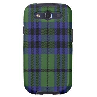 Keith schottischer Tartan Samsung rufen Fall an Samsung Galaxy S3 Hüllen