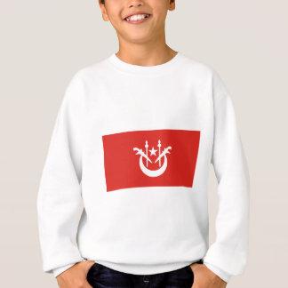 Kelantan-Flagge Sweatshirt