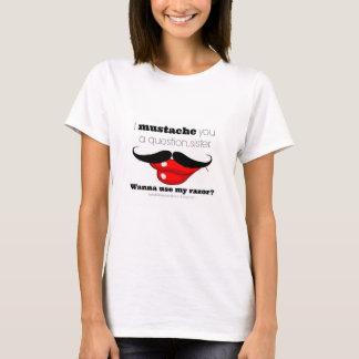 Kelleys Bruch-Raum (Schnurrbart) T-Shirt