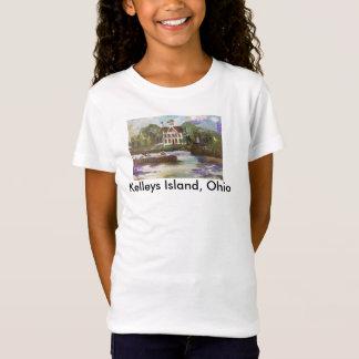 Kelleys Insel, die #1 malt T-Shirt