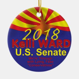 Kelli WARD2018 Senats-Verzierung Keramik Ornament