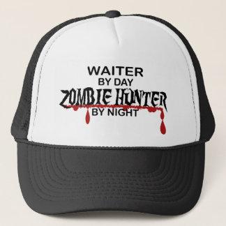 Kellner-Zombie-Jäger Truckerkappe