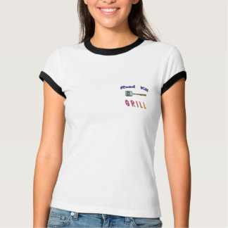 Kellnerin T-Shirt