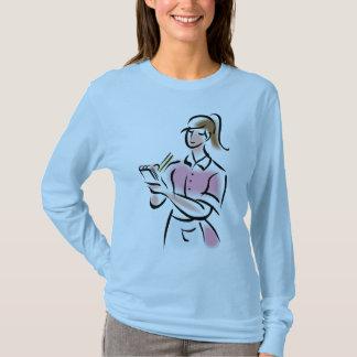 Kellnerin-T - Shirts