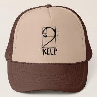 KELP-Logo-Fernlastfahrerhut Truckerkappe