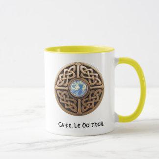 Keltisch - Kaffee-Tasse Tasse