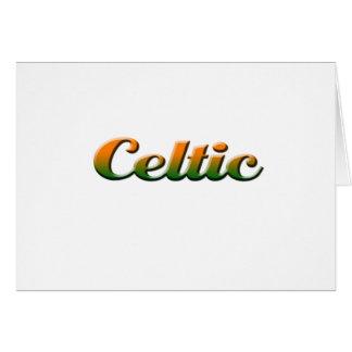 keltisch karte