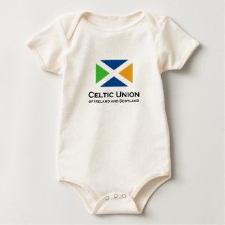 Keltische Gewerkschaft Baby Strampler
