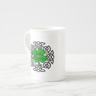 Keltische irische Prinzessin Porzellantasse