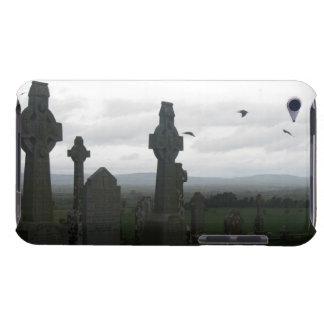 Keltische Kreuze, Felsen von Cashel, Irland iPod Case-Mate Hülle