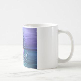 Keltische Vogel-Tasse Kaffeetasse