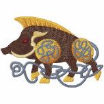 Keltischer Eber Bestickte Sweater