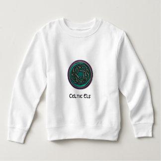Keltischer Elf mit dem T - Shirt des keltisches