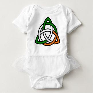 Keltischer Knoten Baby Strampler