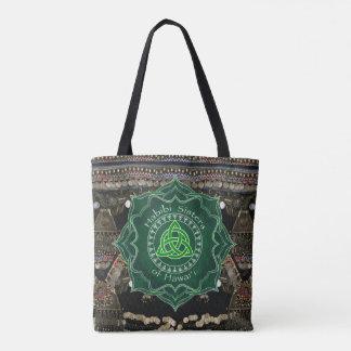 Keltischer Knoten Kuchi Bauchtanz Tasche
