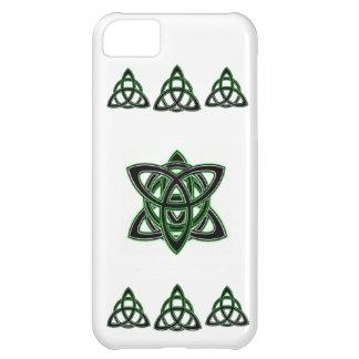 Keltischer Knoten-Telefon-Kasten iPhone 5C Hülle