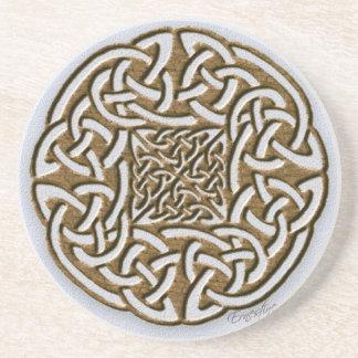 Keltischer Knoten Untersatz