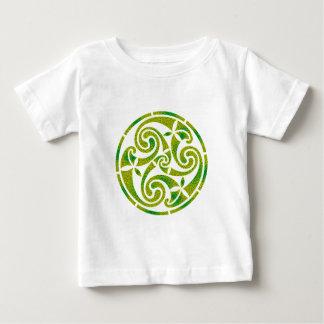 Keltischer Kreis celtic circle Baby T-shirt