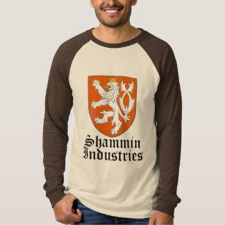Keltischer LöweRaglan T-Shirt