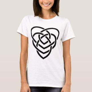 Keltischer Mutterschafts-Knoten T-Shirt
