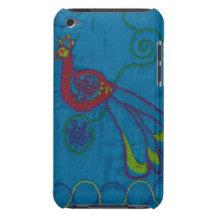 Keltischer Pfau Case-Mate iPod Touch Hülle