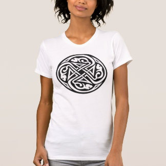 Keltischer Ratten-Kreis T-Shirt