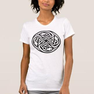 Keltischer Ratten-Kreis Shirt