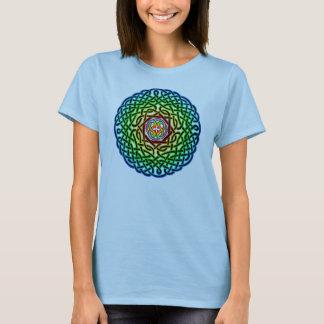 Keltischer Regenbogen T-Shirt