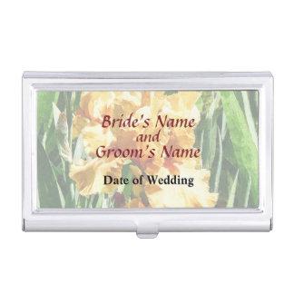 Keltischer Ruhm Irises Hochzeits-Produkte Visitenkarten Etui